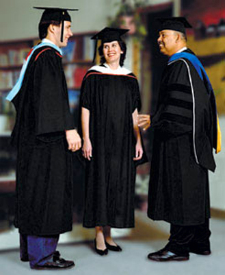Bachelor master and doctoral degree