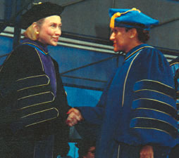 The Academic Cap And Tam By Caps And Gowns Direct