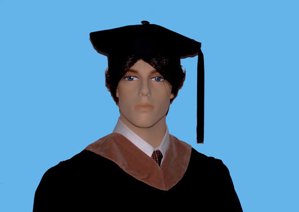 Cap And Gown Graduation Gift And Academic Regalia Accessories